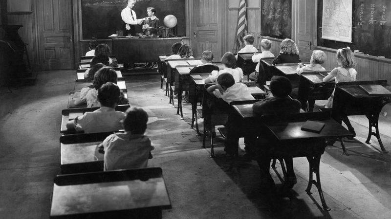 Die Revolution im Klassenzimmer